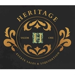 Heritage Estate Sales And Liquidators Logo