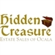 Hidden Treasure Estate Sales Of Ocala Logo