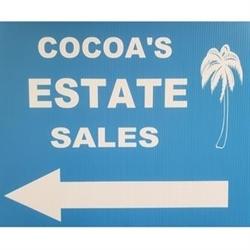 Cocoa's Estate Sales Logo