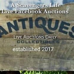 A Scavengers Life Live Facebook Auctions