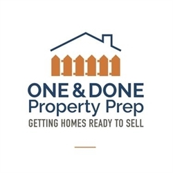 One & Done Property Prep Logo