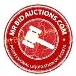 Mr Bid Auctions Logo