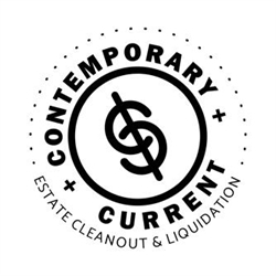 Contemporary Current Estate Cleanout & Liquidations Logo