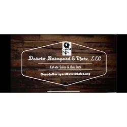 Desoto Barnyard & More Estate Sales Logo