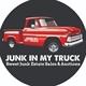 Sweet Junk Estate Sales By Junk In My Truck Logo