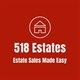 518 Estates Logo