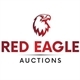 Red Eagle Auctions, LLC Logo
