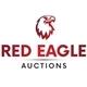 Red Eagle Auctions, LLC Logo