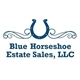 Blue Horseshoe Estate Sales LLC Logo