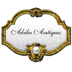 Akiba Antiques Auction Gallery Logo