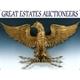 Great Estates Auctioneers & Estate Service Logo