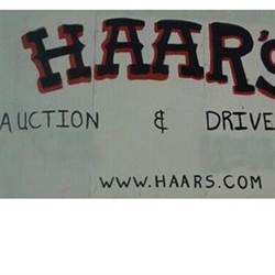 Hardy's Auction Service Logo