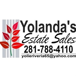 Yolanda's Estate Sales Logo