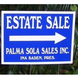 Palma Sola Appraisals and Sales Logo