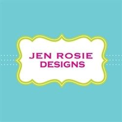 Jen Rosie Designs Logo