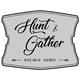 Hunt & Gather Estate Sales Logo
