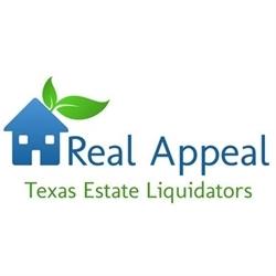 Real Appeal Texas Estate Liquidators Logo