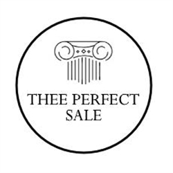 Thee Perfect Sale Logo