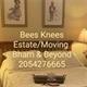 Beez Knees Birmingham Alabama Estate/moving Sales Logo