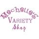 Mechelle's Variety Shop Logo