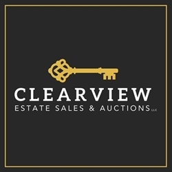 Clearview Estate Sales & Auctions LLC Logo