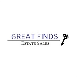Great Finds Estate Sales Logo