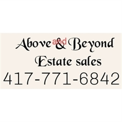 Above And Beyond Estate Sales Logo