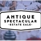 Antique Spectacular Estate Sales Logo