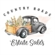 Country Roads Estate Sales Logo