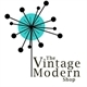 The Vintage Modern Shop Logo