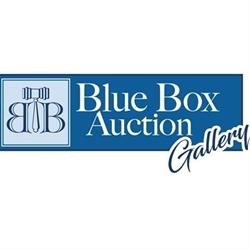 Blue Box Auction Gallery Logo