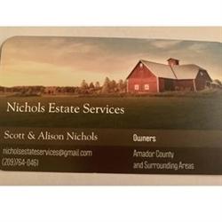 Nichols Estate Services Logo