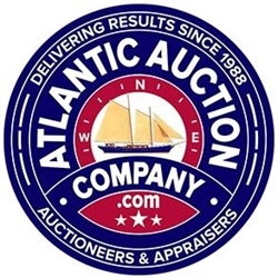 Atlantic Auction Company Logo