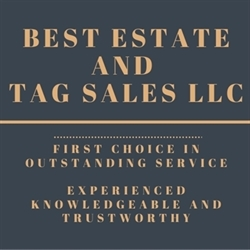 Best Estate And Tag Sales, LLC