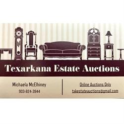 Texarkana Estate Auctions Logo