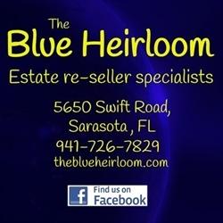 The Blue Heirloom Logo