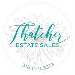 Thatcher Estate Sales Logo