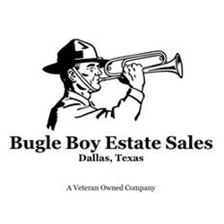 Bugle Boy Estate Sales Logo