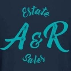 A & R Estate Sales Logo