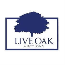 Live Oak Auctions Logo