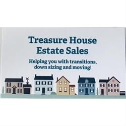 Treasure House Estate Sale Logo