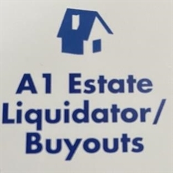 A1 Estate Liquidator/Buyouts will do any estate sale at 30% Logo
