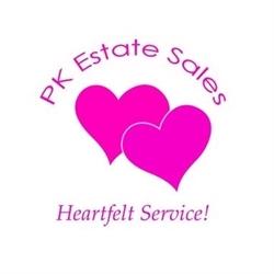 PK Liquidating And Estate Sales Logo
