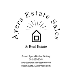 Ayers Estate Sales And Real Estate Logo