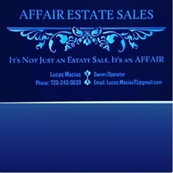 Affair Estate Sales Logo