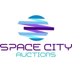 Space City Auctions Logo