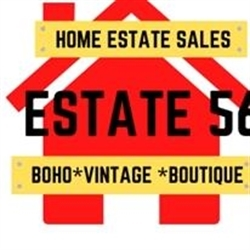 56 Estate Sales Co Logo