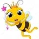 Queen Bees Estate Sales Logo