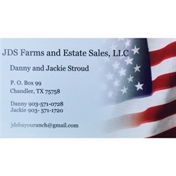 Jds Farms And Estate Sales Logo