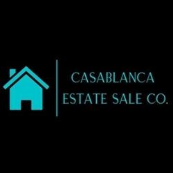 Casablanca Estate Sale Company Logo